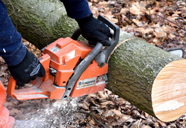 Cutting Firewood By The Semi Load - Tips And Ideas