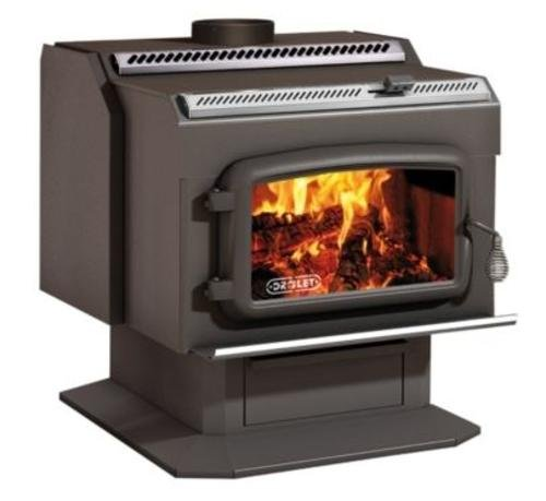 Drolet wood stoves which model is best for you for Most efficient small wood burning stove
