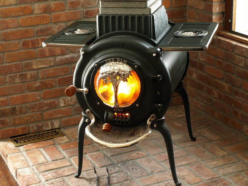 Elm Wood Stove Details And Review