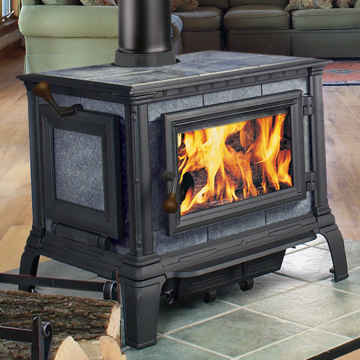 Hearthstone Wood Burning Stove WB Designs - Hearthstone Wood Burning Stove WB Designs