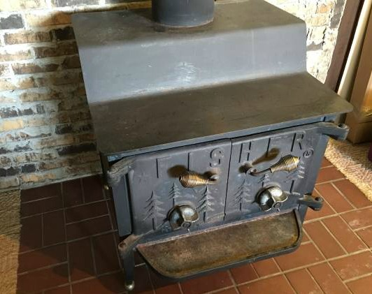 A review of Fisher wood stove models which include the Bear series