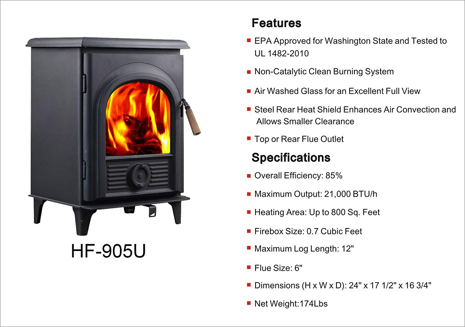 Small Wood Stoves Choosing The Best Model