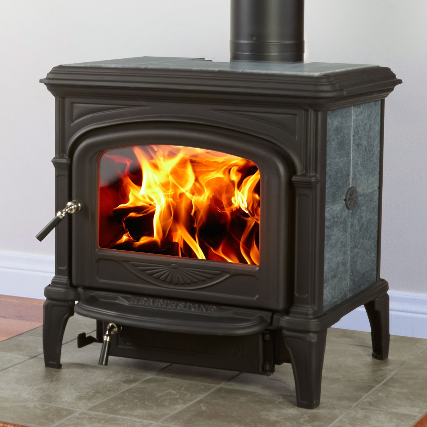Hearthstone Phoenix 8612 Wood Stove - Hearthstone Wood Stoves - Review And Soapstone Options