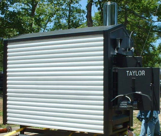Taylor Wood Stove Outdoor Waterstove
