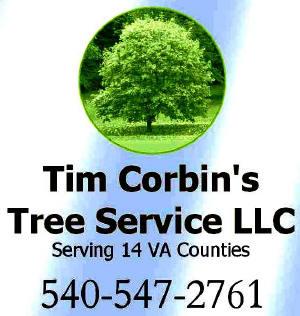Tim Corbin's Tree Service - Logo