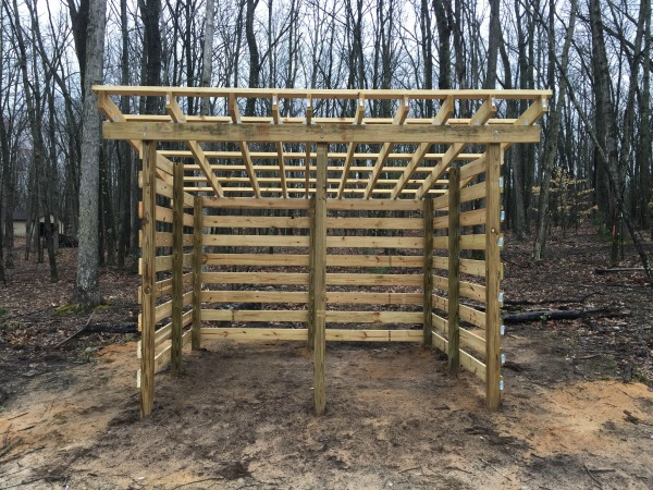 Firewood Shed Plans Free Plans To Build Your Own