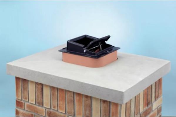Energy Saving Chimney Damper